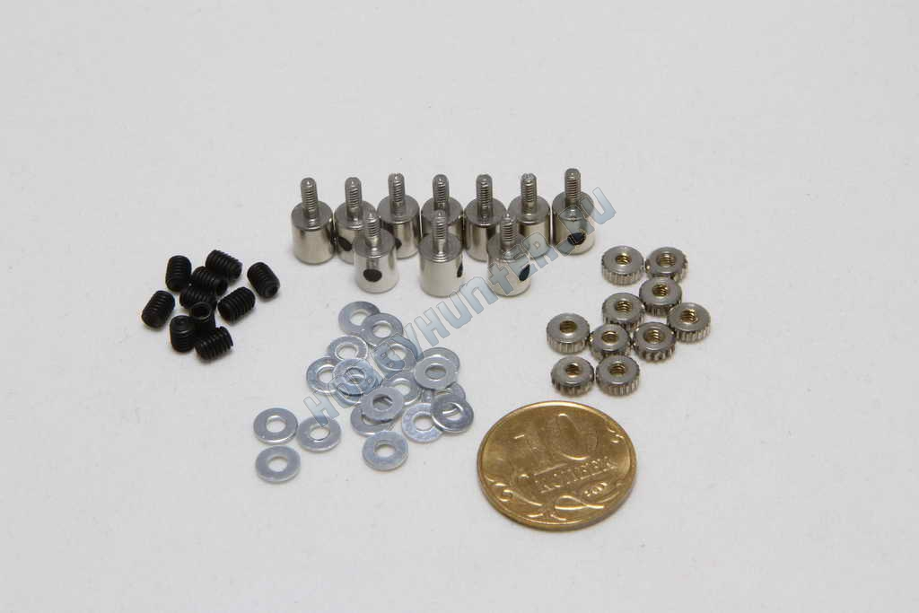 Стопор тяги  D2.1x0.8mm (10 шт)
