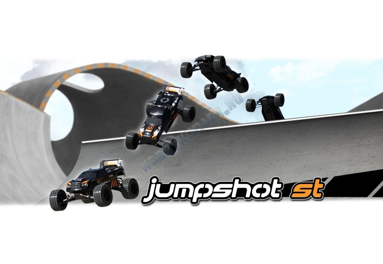 Трак 1/10 электро - Jumpshot ST (2.4гГц, влагозащита, аккумулятор, з/у)