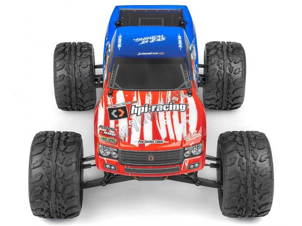 Монстр 1/10 2WD электро - Jumpshot MT V2.0 ARR