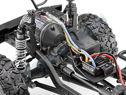 Трофи 1/10 - Venture FJ Cruiser RTR 4WD (Sandstorm)