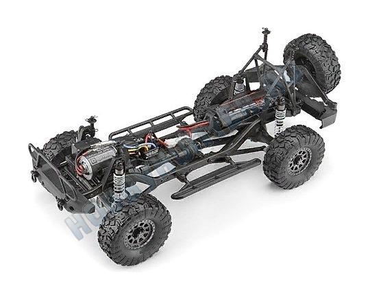 Трофи 1/10 электро - Venture FJ Cruiser RTR 4WD (матовый чёрный)