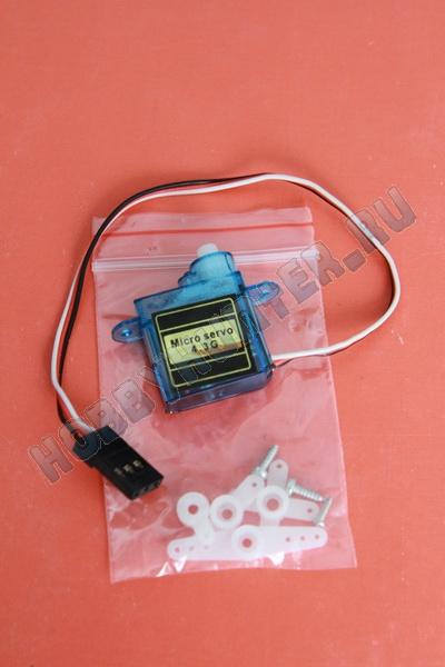 Micro servo 4.3g