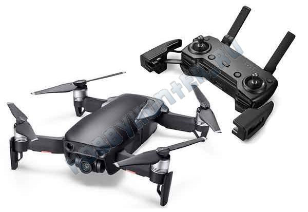 Квадрокоптер - MAVIC AIR Fly More Combo (EU) Черный