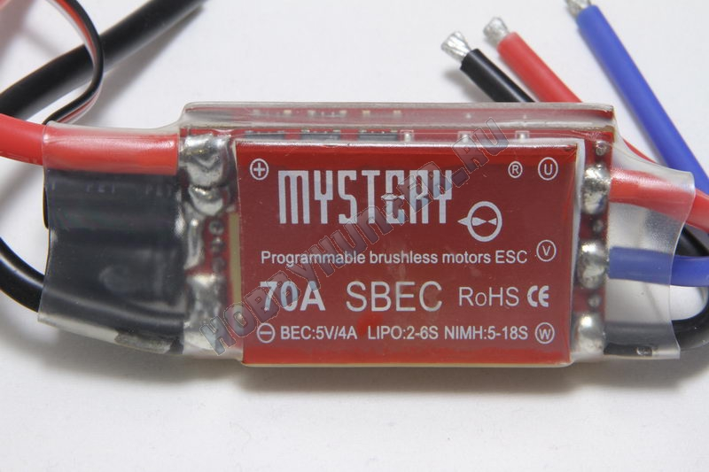 Mystery Topspeed 70A
