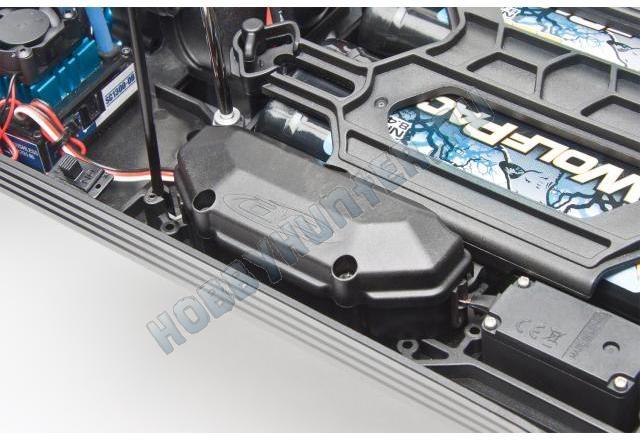 Монстр 1/8 - RIVAL BRUSHLESS (Влагозащита, 2 аккумулятора в комплекте) RTR