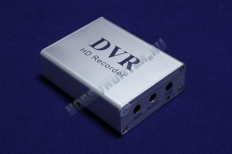 DVR Recorder (серебристый)