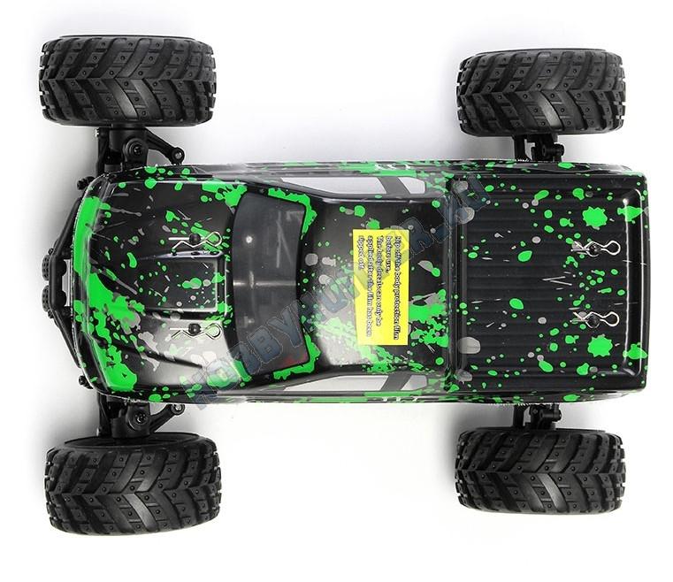 Монстр трак 1/18 4WD Электро  - Rampage (1100мАч LiIon, влагозащита)
