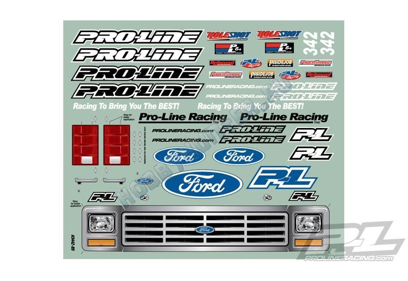 Кузов шорткорс 1/10 - 1981 Ford Bronco некрашенный