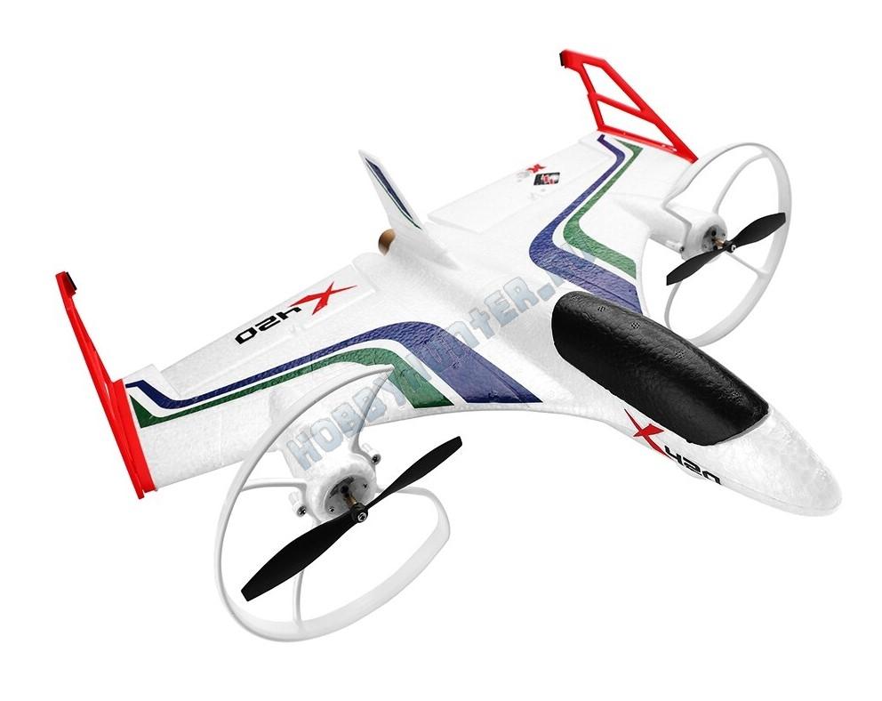 Самолет электро - X420 (вертикальный взлет)