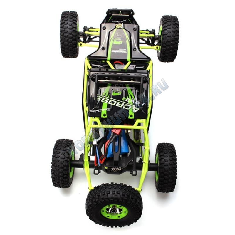 Рок Рейсер 1:12 4WD - Across