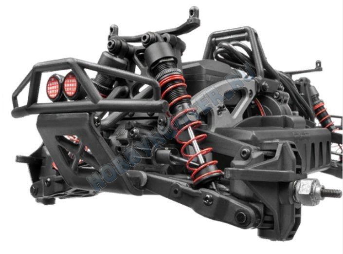 Монстр 1/12 4WD электро - Savage XS Flux ARR (кузов Chevrolet El Camino SS)