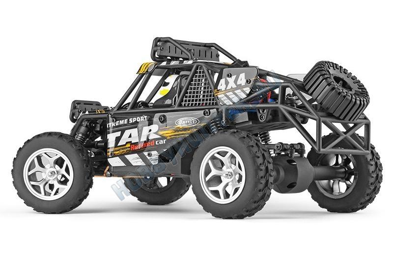 Багги 1:18 4WD электро - Across Power