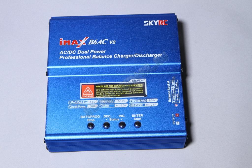 SkyRC IMAX B6AC v2 (оригинал -1)