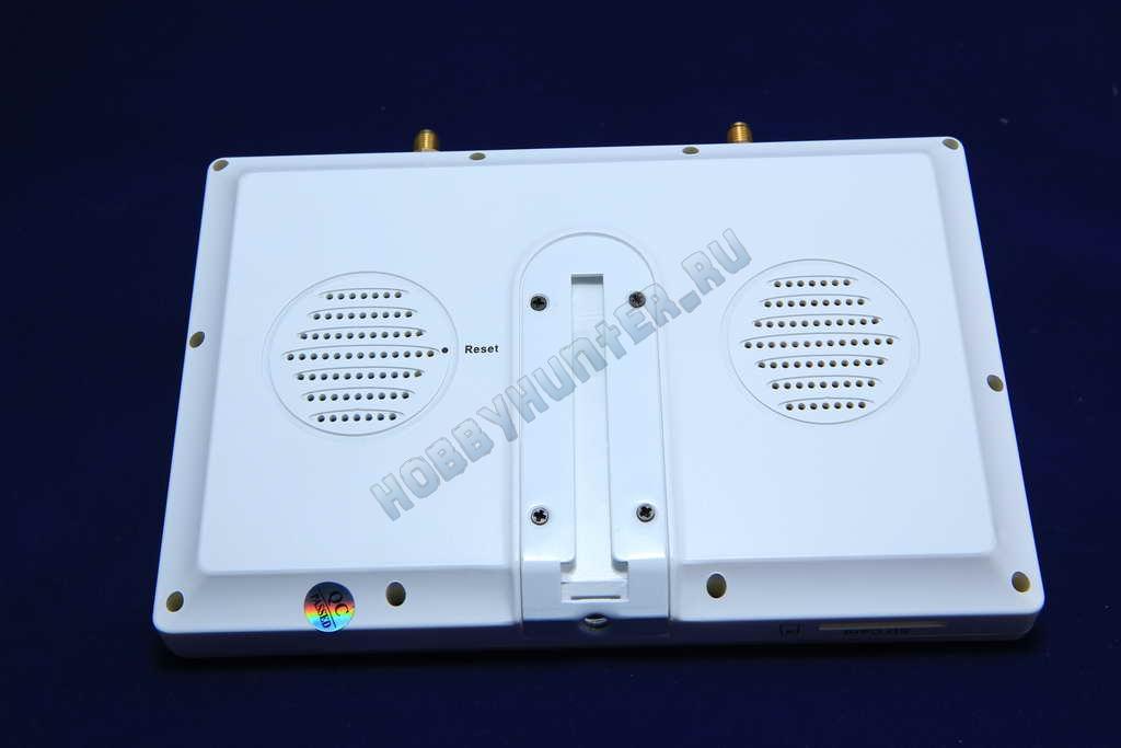 7' RC732 FPV Монитор 32CH Diversity 5.8 с DVR и встроенным аккумулятором