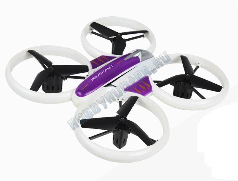 Квадрокоптер JXD Biger Neon Drone