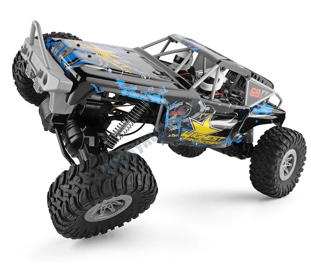 Краулер 1:10 4WD электро