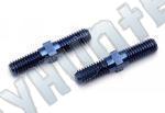 """FT Titanium Turnbuckle, .630"""", blue"""