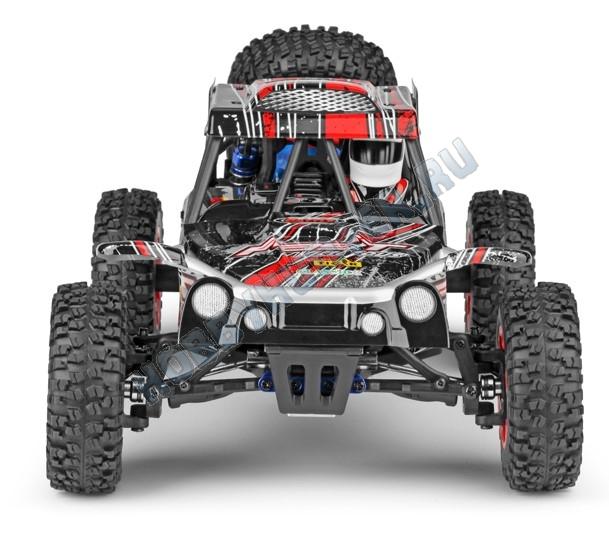 Рок Рейсер 1:12 4WD - Storm Battle Tiger Classic (50км/ч)