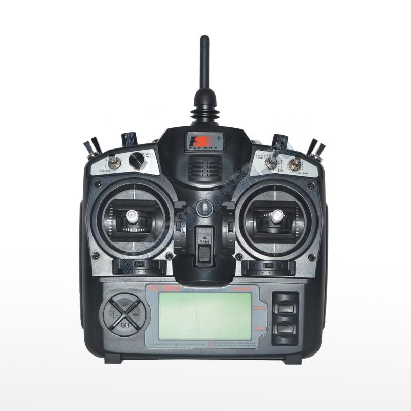 Радиоаппаратура FlySky TH9X (9 каналов) с приемником iA10B (10 каналов) 2.4гГц