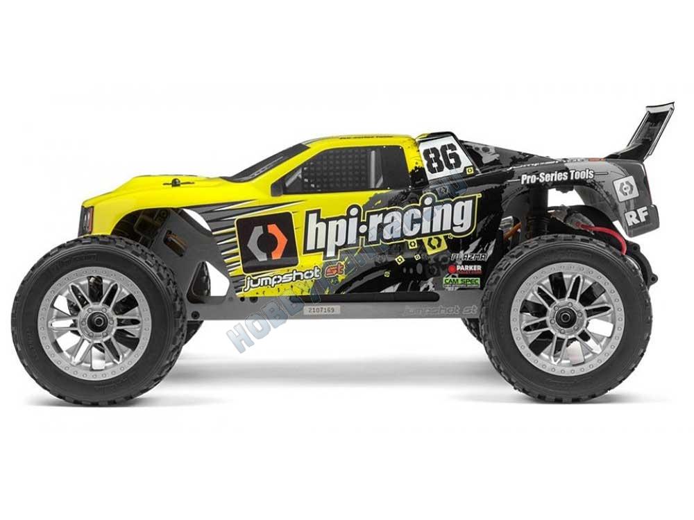 Трагги 1/10 2WD электро - Jumpshot ST V2.0 ARR