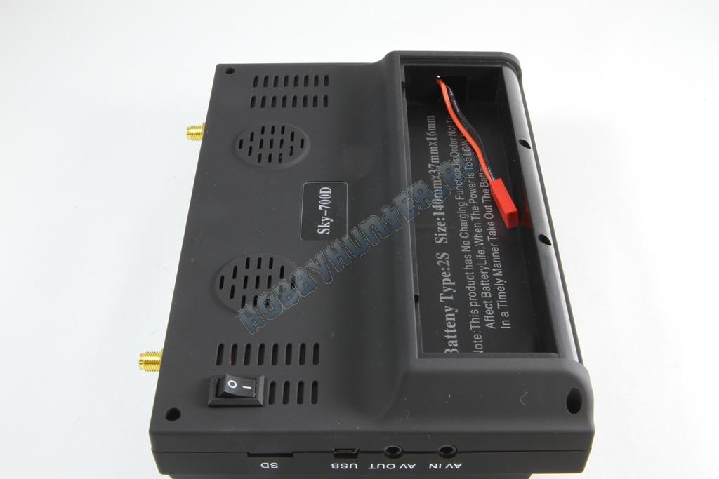 Монитор 7` RC700D
