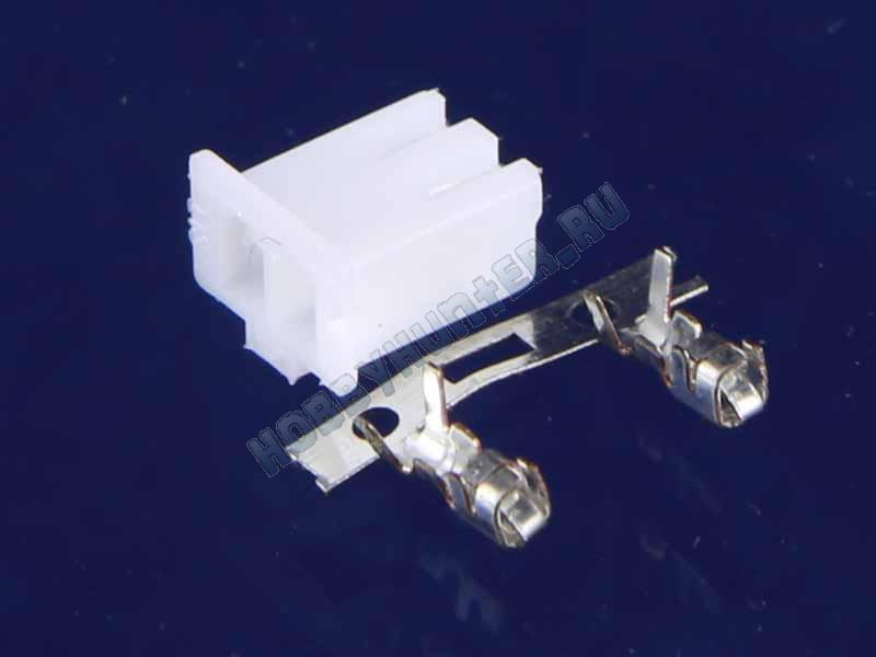 Balance connector 2P (Female)
