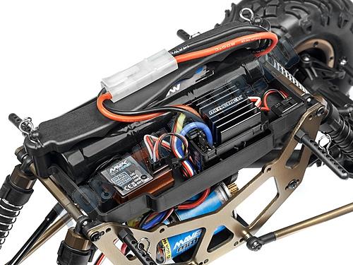 Краулер 1/10 электро - SCOUT RC 2018 (2.4гГц, RTR, влагозащита, аккумулятор 7.2В 1800мАч, з/у 220В)
