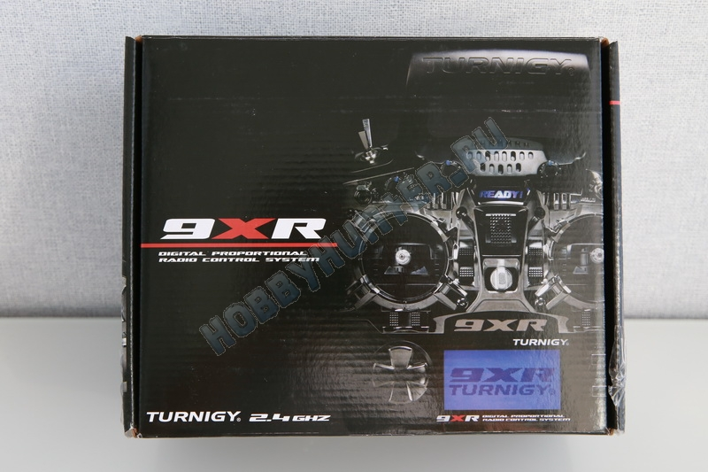 Turnigy 9XR (Mode 2)
