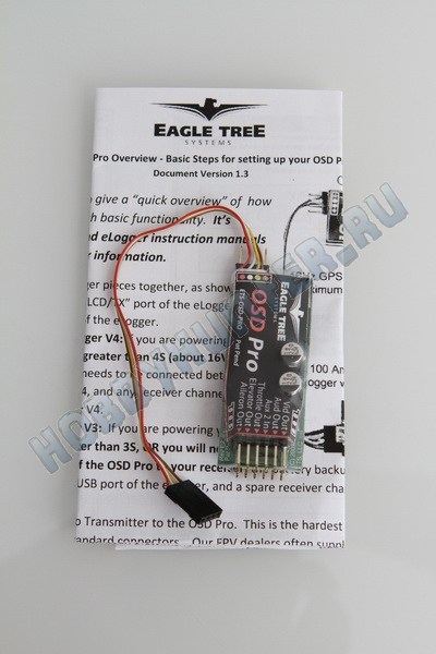 EagleTree Video OSD Pro Expander