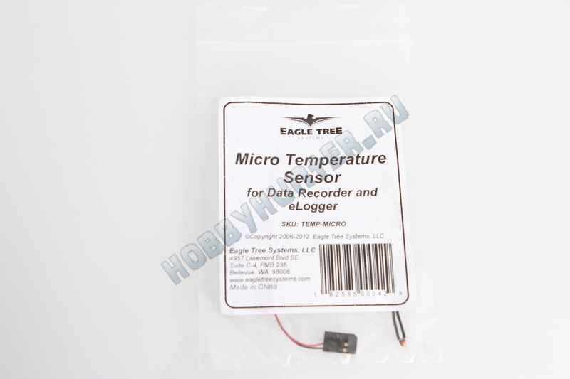EagleTree MicroPower Micro Temperature Sensor