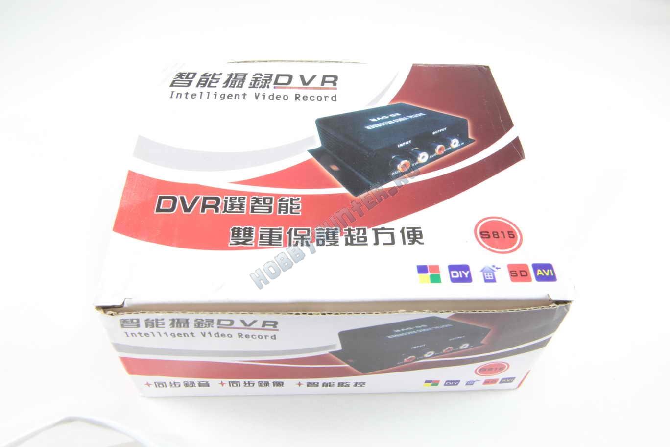 DVR 1CH 640x480