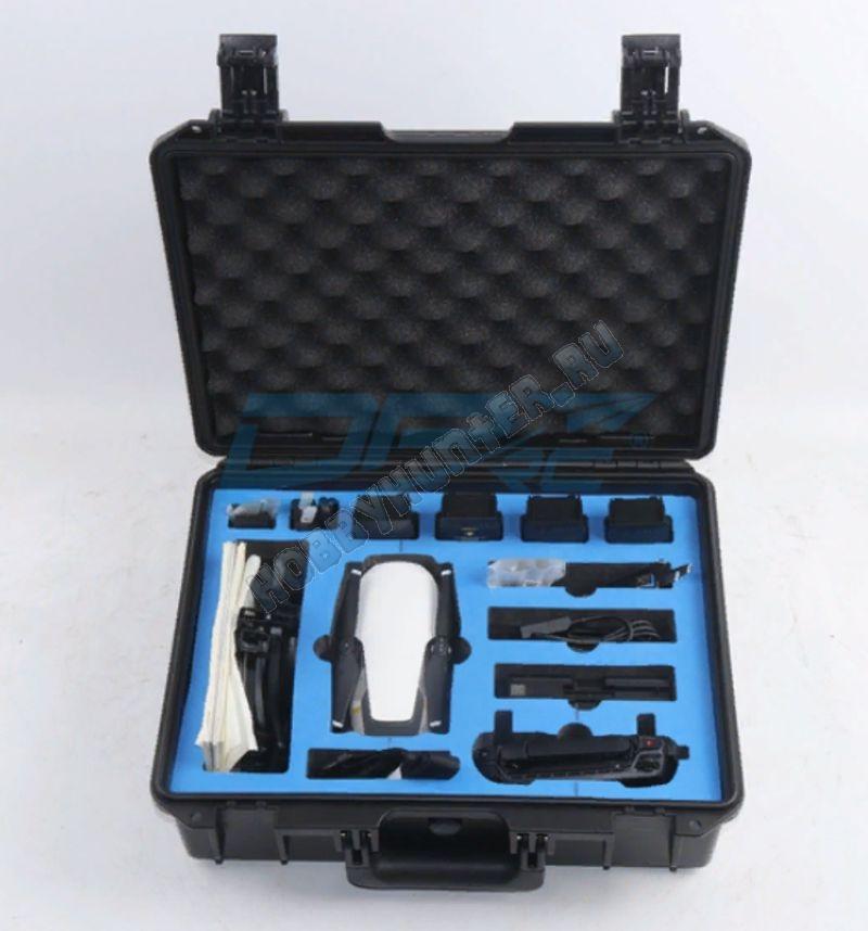 Кейс пластиковый для DJI Mavic Air (Черная версия)