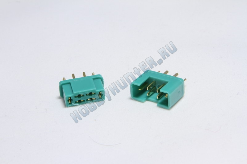 MPX Connector Male/Female (пара)