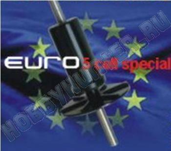 Euro 5 Cell Speical Rotor buildin Fan