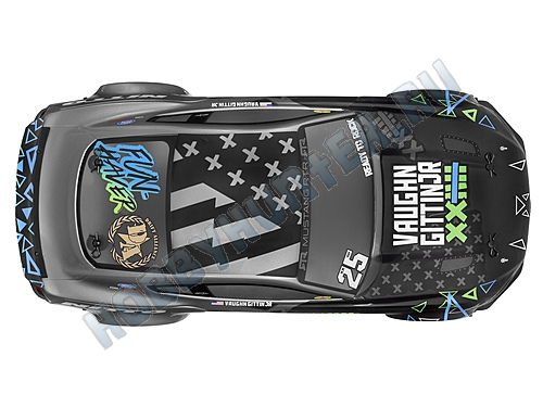 Туринг 1/10 - RS4 Sport 3 Vaughn Gittin Jr Ford Mustang with RTR SPEC 5 Tuning
