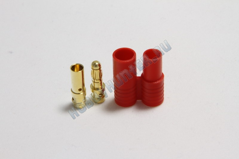 HXT 3.5mm Gold Connector with Protector