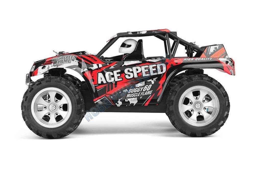 Монстр 1:18 4WD - Ace Speed (электро 25km/h)