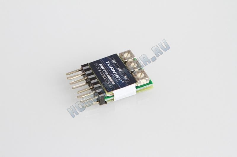 Регулятор скорости Серво (3ch)