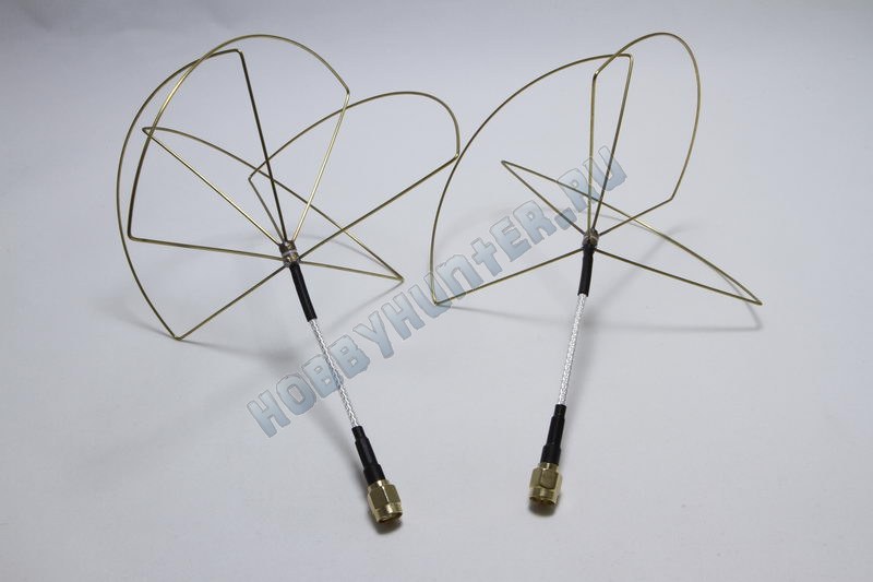 Клевер 1.2G TX+RX (SMA Male)