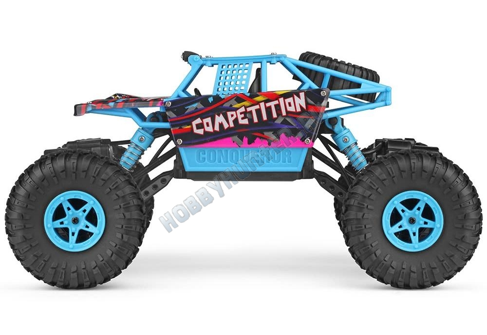 Краулер 1:18 4WD электро - Conqueror Competition (12км/ч, все в комплекте)