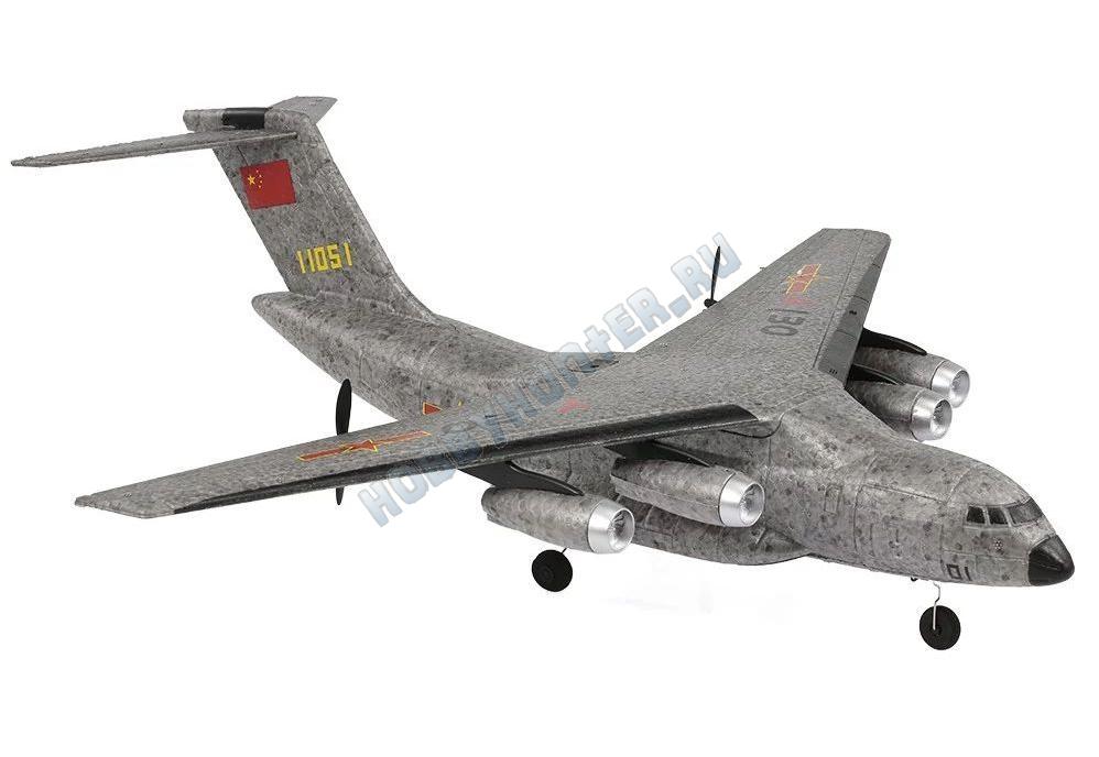 Самолет электро - А130 (3 канала)