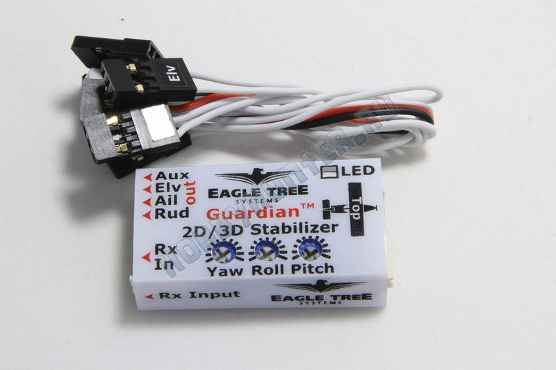 EagleTree Guardian 2D/3D Inertial Flight Stabilizer
