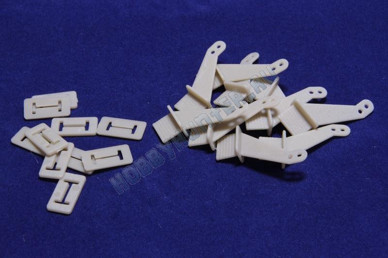 Кабанчики 22x19x0.9мм (10 штук)