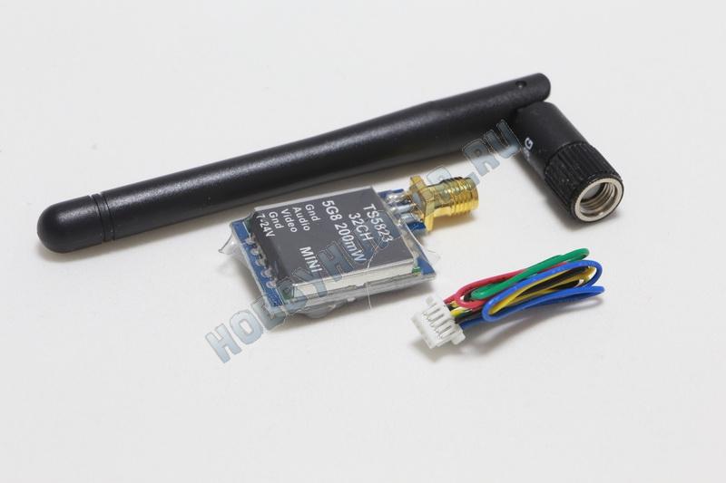 Skyzone TS5823 5.8G TX 200 mW 32Ch