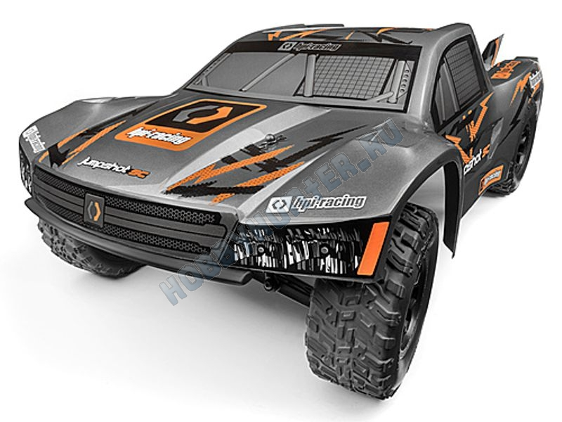 Шорткорс 1/10 электро - Jumpshot SC 2WD (2.4гГц, влагозащита, аккумулятор, з/у)