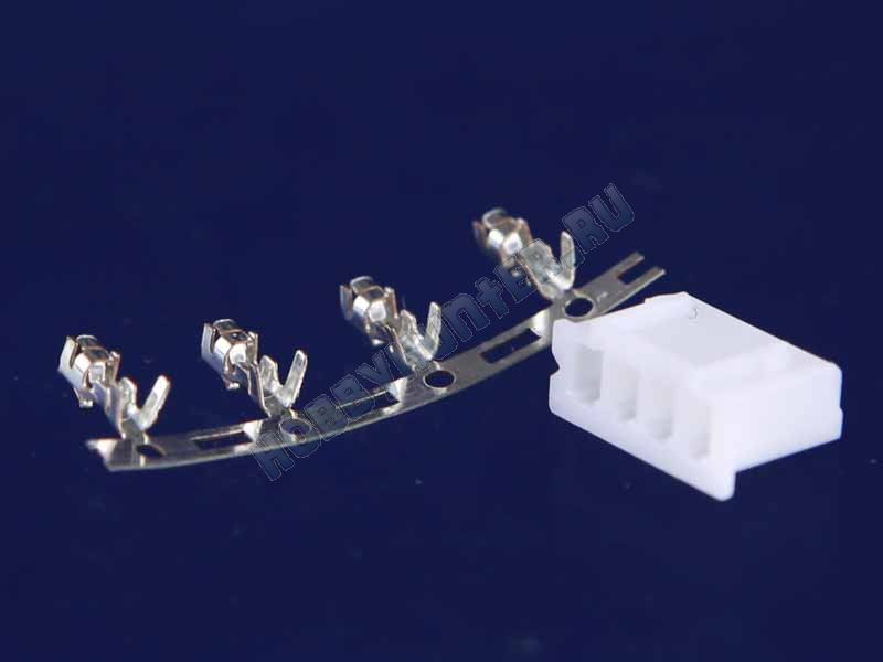 Balance connector 4P (Female)