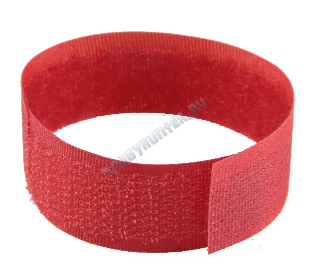 Стяжка простая 180x20 (Красная)