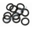 Кольца силиконовые O-RING 4X1MM (BLACK/10шт)