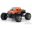 Кузов трак 1/8 - GMC TopKick Clear Body for T/E-MAXX® 3.3...
