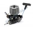 Нитродвигатель 0.18 - NITRO STAR G3.0 (PULLSTART) поворот...